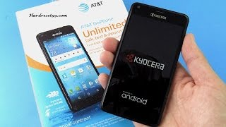How To Hard Reset A Kyocera Cell Phone