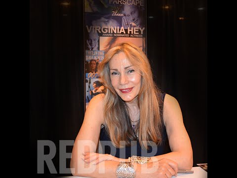 Virginia Hey talks about acting and Mad Max