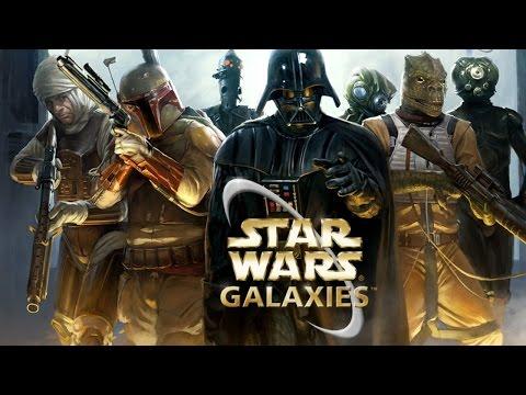 Star Wars Galaxies Ersteindruck