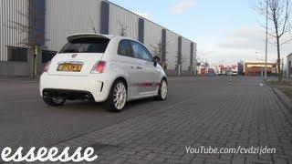 2009 Fiat 695 Abarth Videos