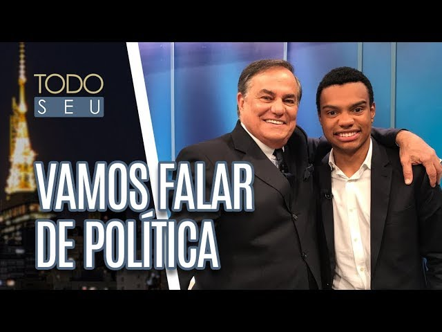 Conversa sobre política com Fernando Holiday - Todo Seu (18/02/19)