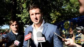 Tim Tebow on Derrick Henry vs. Leonard Fournette, Jake Coker's progress and more