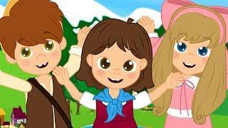 Heidi im Wenn du Fröhlich Bist Dann Klatsche in Die Hand | Kinderlieder zum mitsingen
