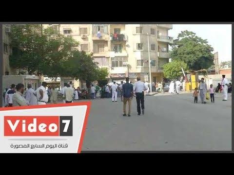 إجراءات أمنية مكثفة لتأمين موكب -الطرق الصوفية- احتفالاً برأس السنة الهجرية بالحسين