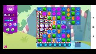CANDY CRUSH SAGA LEVEL 7705 #candycrushsaga #gaming #7705 #ccs screenshot 3