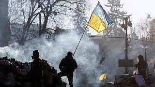 Ukraine : sur les barricades, tenir le coup, coûte que coûte