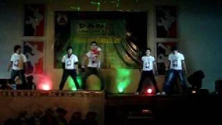 danz unlimited's choreographers