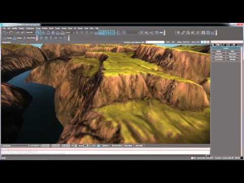How To Set Up Your CryEngine Terrain