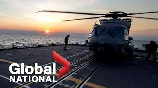 Global National: April 30, 2020 | Search continues for missing Canadian forces members