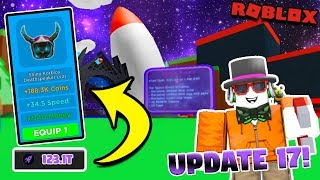 UPDATE 17! Magnet Simulator SPACE EVENT!!! *KORBLOX PETS, CODES, & MORE!* (PET GIVEAWAY) [Roblox]