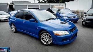 Walk Around - 2001 Mitsubishi Lancer Evolution 7 GSR - Japanese Car Auction
