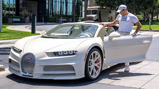 TAKING OUT THE HERMES BUGATTI CHIRON! || Manny Khoshbin
