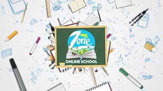 My Zone Online School: Grade 2 & 3 - Week 1 - Lesson 2 (English and Mathematics)