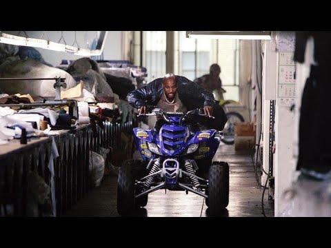 ATV Yamaha Raptor 660R & SUSUKI RM 250 In Chase / Cradle 2 the Grave 2003 HD Scene latino
