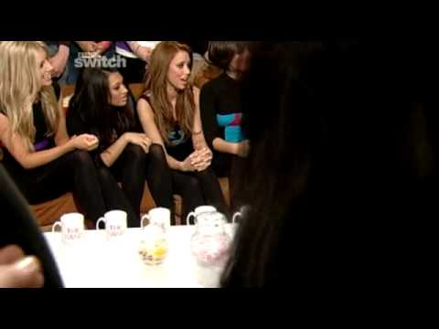 The Saturdays Interview on Sound (28.02.09) + Una Healy - Sweet Child Of Mine (Acoustic)
