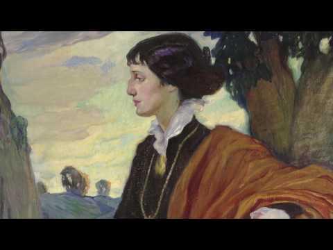 [RARE] Anna AKHMATOVA – Une Vie, une Œuvre : 1889-1966 (France Culture, 1990)