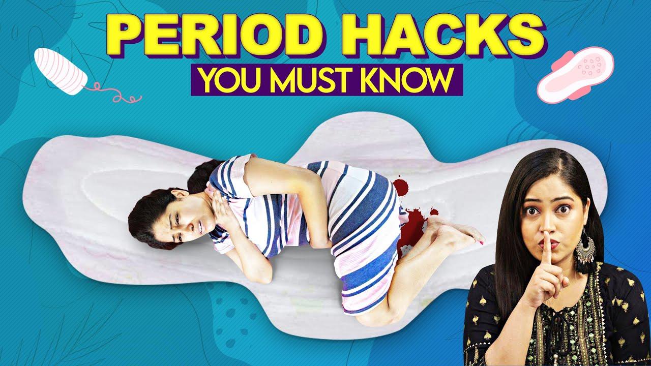 यह कर लो और PERIOD PAIN को हमेशा के लिए भूल जाओगे. No 1 Solution for Period Cramps, Acne, Bloating