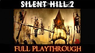 Silent Hill 2 |Full PS2 Playthrough| Longplay Gameplay Walkthrough No Commentary
