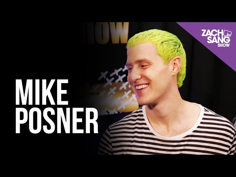 Mike Posner | Backstage at the Grammys