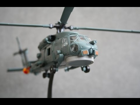 1:60 Sikorsky SH-60 Sea Hawk (US Navy, HSL 46) by NewRay - The Model Garage