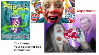 Artificial Sweeteners Warning: Long, science-heavy video. No funny cats or guys getting hit in the nuts. Artificial sweeteners, or as they are usually referred to in the literature ..., From YouTubeVideos