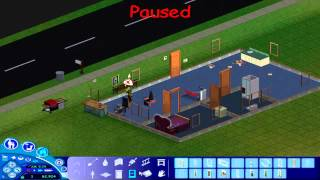 """Let's Play """"The Sims Deluxe Edition"""" Part 1 - Huntingskill"""