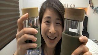 首支開箱文影片-Imbue 濾茶玻璃杯