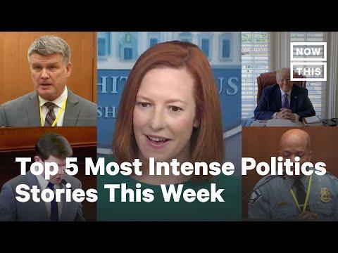 Top 5 Politics: April 4-9, 2021