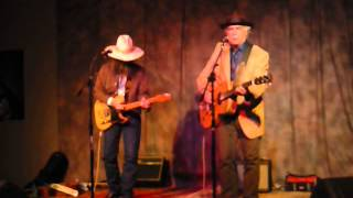 """Red Guitar"" David Olney and Sergio Webb"