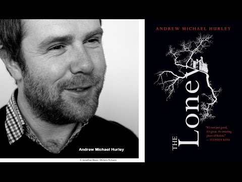 Andrew Hurley: The Loney Horror Book of the Year British Book Industry Awards 2016