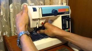 видео Швейная машина Ягуар