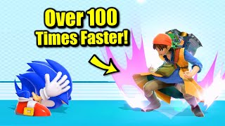 What is the Absolute Fastest You Can Be in Super Smash Bros. Ultimate?