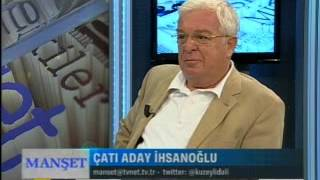 Tvnet-Manset-Ali Değermenci-Bülent Tanla--27.06.2014