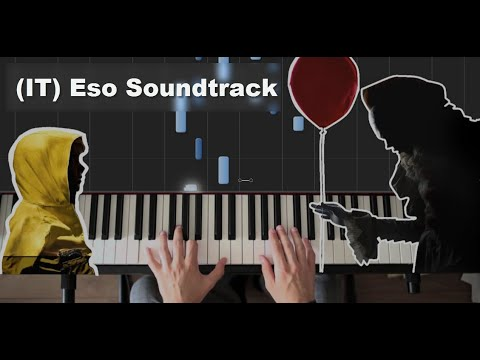 (IT) Eso Soundtrack Trailer Oficial PIANO TUTORIAL