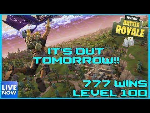 fortnite-battle-royale---100%-tomorrow-!!---778-wins---(ps4-pro)-full-hd