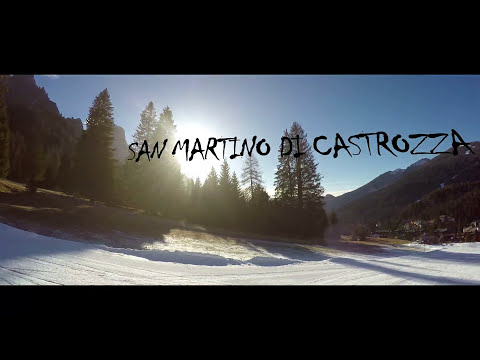 San Martino di Castrozza Ski