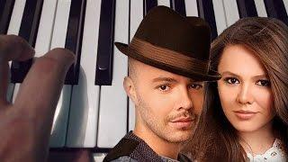 Ecos de Amor / Jesse & Joy / Piano Tutorial / Cover / Notas Musicales thumbnail