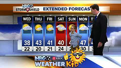 Meet Everett, our NBC26 Weather Kids of the Week!