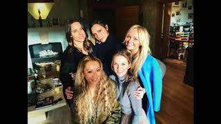 Melanie C interviewed on BBC Radio2 this morning on Spice Girls reu...