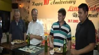Happy 10th Anniversary LittleItaly Restaurants Hue Vietnam 3- DMZ Tourist Hue Vietnam