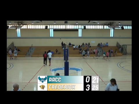 WVLB: 9/5/2018 AACC Riverhawks vs. Frederick Community College Cougars