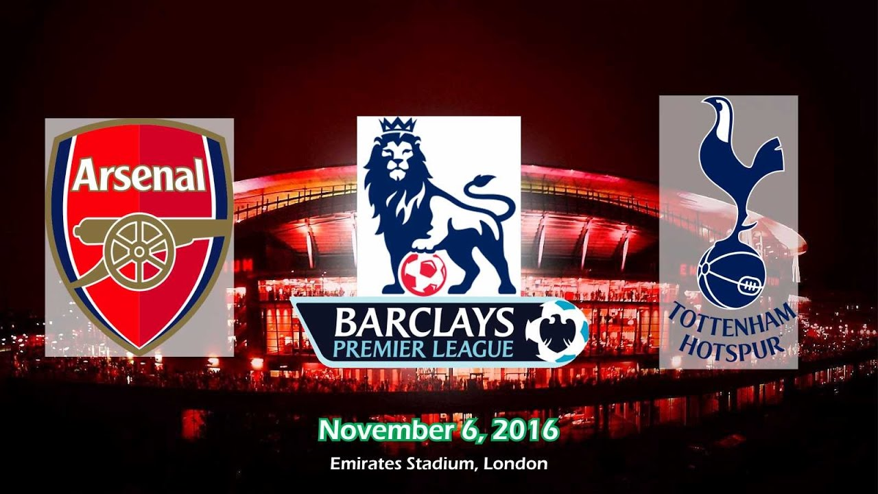 Download Arsenal vs Tottenham Hotspur 1-1 All Goals & Highlights 06/11/2016 | Cuplikan Gol - BPL 2016/17