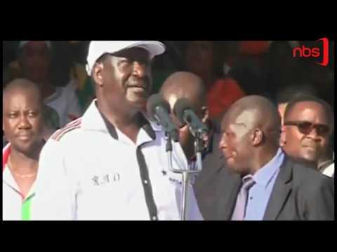 Raila Odinga Bounces Back in Kenyan Presidential Race