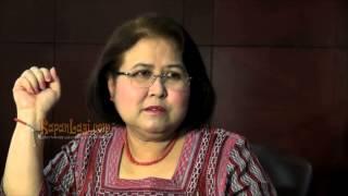 Ditanya Alasan Denada Bercerai Elza Syarief Marah