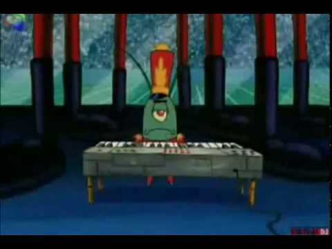 Spongebob Band The Final Countdown
