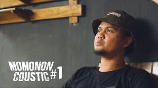 Download lagu MOMONON - CANDA TAWAMU (OFFICIAL COUSTIC VIDEO)