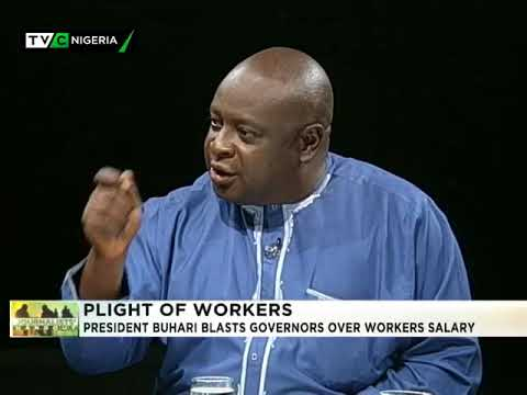 Journalists' Hangout 18th October 2017 | Buhari concerned about Workers plight in States