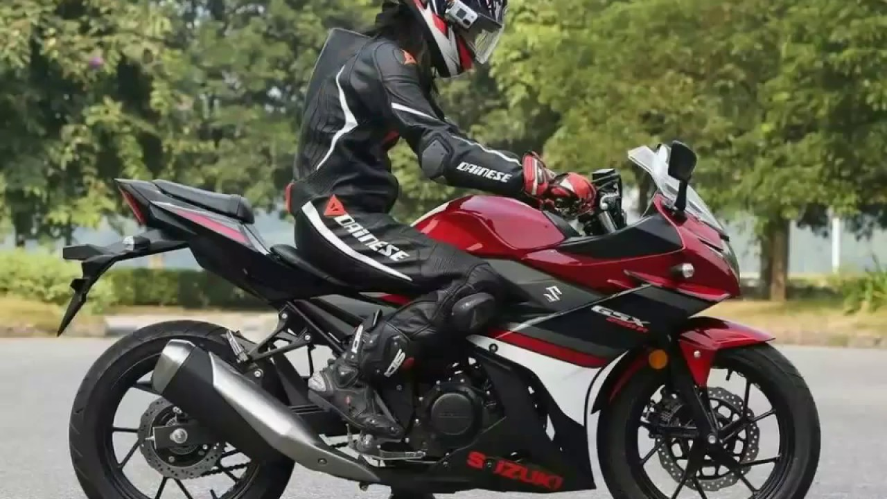 Suzuki Gixxer 250 First Ride Gsx250r Youtube