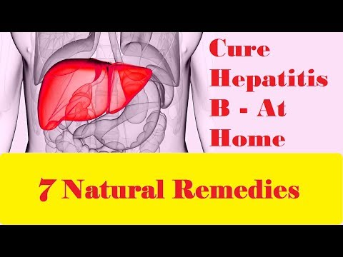 How to Cure Hepatitis B + 7 Natural Remedies ¦¦ NATUREForHealth
