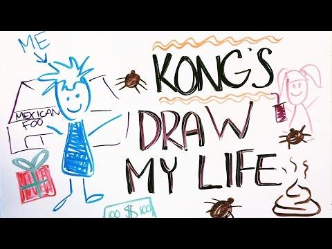 Draw My Life - Simple Pickup (Kong)